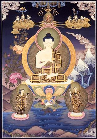 Vairo Chana Buddha Art