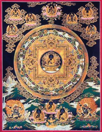 Medetion Buddha Mandala